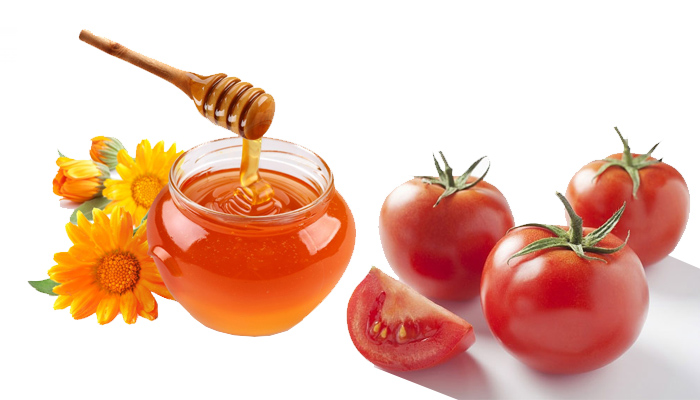 trị mụn mủ bằng cà chua